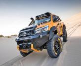 Toyota HiLux Tonka: для жесткого бездорожья