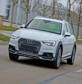 Audi A4 Allroad Quattro, Subaru Outback, Volvo V60 Cross Country: вместо вседорожника