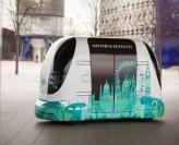 В Лондоне вышли на маршрут беспилотные автобусы