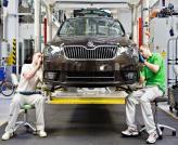 Производство автомобилей в Украине выросло на 90%