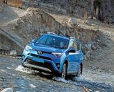 Ford Kuga, Toyota RAV4 и Volkswagen Tiguan: популярные вседорожники для города