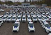 Национальной полиции передали гибриды Mitsubishi Outlander