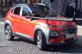 Вседорожник Hyundai Kona рассекречен