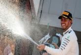 Формула-1: Хэмилтон выигрывает Гран-при Испании