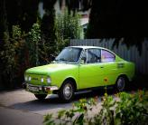 Skoda представит спортивный электромобиль