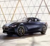 Первые фото BMW 8 Series