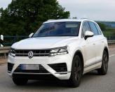 Новый Volkswagen Touareg засняли без камуфляжа