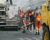 На ремонт дорог в Киеве выделили миллиард