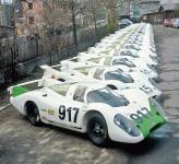 Porsche 917: гоночная легенда