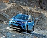 Kia Sportage, Mazda CX-5 и Toyota RAV4: поединок дизельных вседорожников