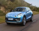 Renault выпустит спортивный вседорожник