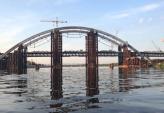 В Киеве возобновят строительство Подольско-Воскресенского моста