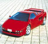 Lamborghini Diablo: экстравагантный и необузданный