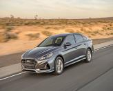 Hyundai Sonata: освежение