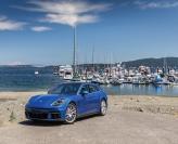 Porsche Panamera Sport Turismo: быстрый и практичный