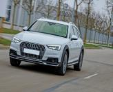 Audi A4 Allroad Quattro, Subaru Outback, Volvo V60 Cross Country: альтернатива вседорожнику