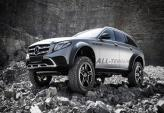 Mercedes-Benz E-Class All-Terrain 4X4-2: чудо-универсал