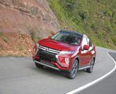 Mitsubishi Eclipse Cross: знакомое имя, новый образ