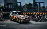 Первые фото BMW X2