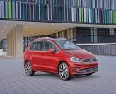 Volkswagen Golf Sportsvan: модернизация