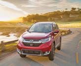 Honda CR-V, Subaru Forester, Toyota RAV4: соревнование японских вседорожников