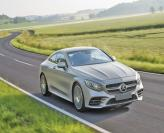 Mercedes-Benz S-Class Coupe: обновление