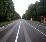 В Украине хотят сузить полосы движения на дороге