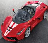 Ferrari LaFerrari Aperta: юбилейный кабриолет