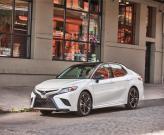 Toyota Camry: революция