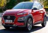 Электромобиль Hyundai Kona покажут весной