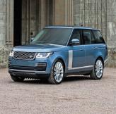 Range Rover: модернизация