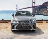 Lexus LS: новый флагман