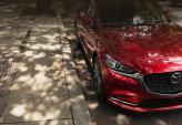 Первые фото обновленной Mazda 6