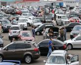 Продажи подержанных автомобилей в Украине бьют рекорды