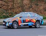 Седан Ford Focus впервые замечен на тестах
