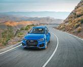 """Audi RS4 Avant: универсал с """"огоньком"""""""