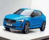 Новый Volvo V40 появится в 2019 году