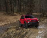 Обновленный Jeep Cherokee покажут в Детройте