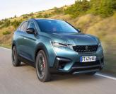 Peugeot расширит линейку вседорожников