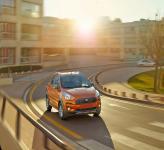 Ford Ka+ Active: во вседорожном стиле