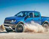 Ford Ranger Raptor: пикап в спортивном стиле