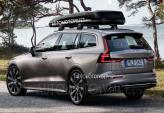 Новый Volvo V60 покажут через неделю