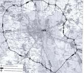 Представлен проект Большой Окружной дороги