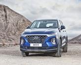 Hyundai Santa Fe: четвертый дубль