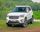 Hyundai Creta, Opel Mokka X и Suzuki SX4: недорогие вседорожники для города