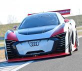 Audi e-tron Vision Gran Turismo: электромобиль для гонок