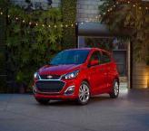Chevrolet Spark обновили