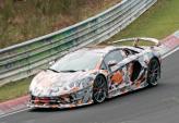 Lamborghini Aventador получит новую заряженную версию