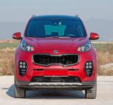 Kia Sportage, Mitsubishi Eclipse Cross и Seat Ateca: вседорожники с характером