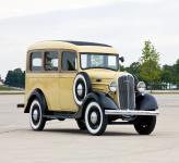 Chevrolet Suburban: американский долгожитель